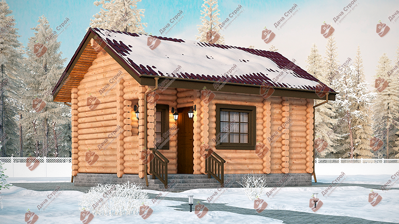 Баня «Русский пар — 27»