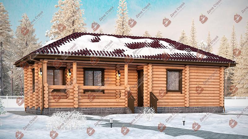 Баня «Русский пар — 67»