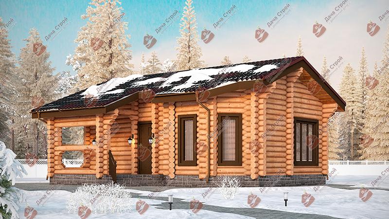 Баня «Русский пар — 63»