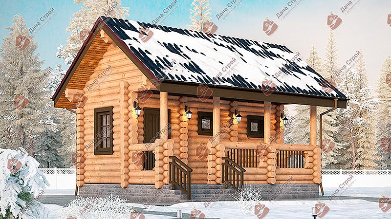 Баня «Русский пар — 23»