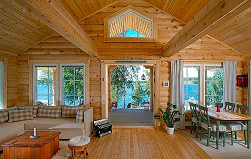 Дома, бани, из оцилиндрованного бревна 33 Проектирование
