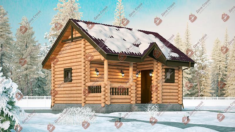 Баня «Русский пар — 36»