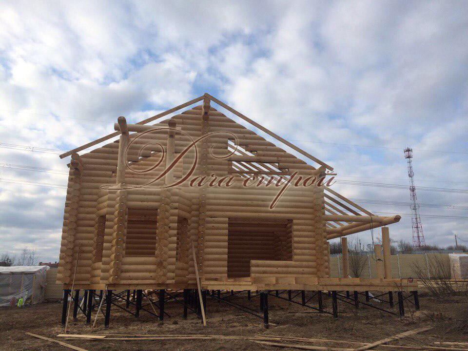 Проект Элитный дом 285