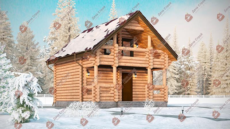 Баня «Русский пар — 88»