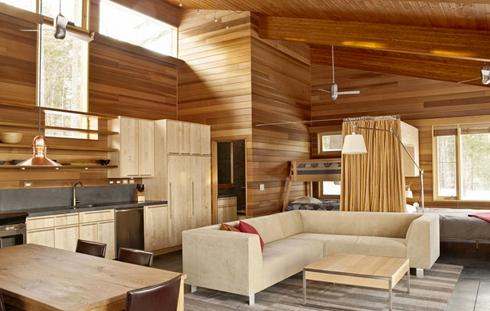 Дома, бани, из оцилиндрованного бревна 8-2 Отделка деревянного дома