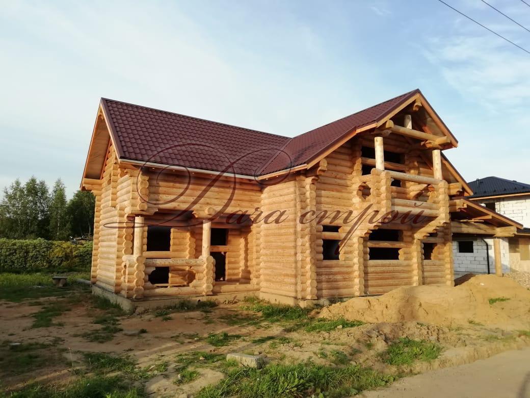 Индивидуальный дом D260